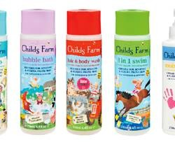 Kids' skin and hair care brand, Childs Farm, launches suncare range in Waitrose