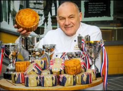 Leicester pie maker, Walkers, celebrates another successful year
