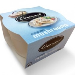 Malton Foods relaunches Chesswood Creamed Mushrooms in microwaveable pot