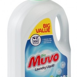 Muvo laundry liquid and capsules beats brand leaders in independent tests