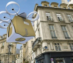 2016 will be year of driverless deliveries, drone drop-offs…and return of pedalling posties, says ParcelHero