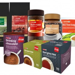 Spar UK launches own label hot beverages range