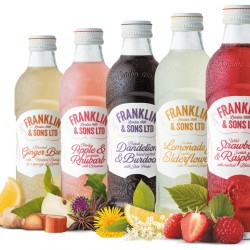 Franklin & Sons soft drinks & tonics brand wins listing in Harrods