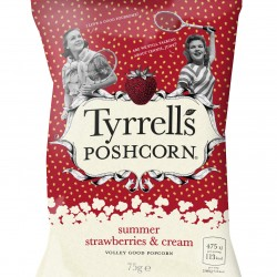 Tyrrells launches first seasonal Poshcorn flavour for summer