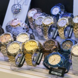 €3.5bn lost every year across the EU due to fake jewellery, watches, handbags and luggage, EU IP agency shows