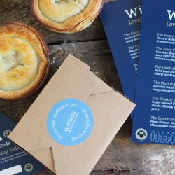 The Lewis Pies and Pasty Company launches Wilfred's premium pies