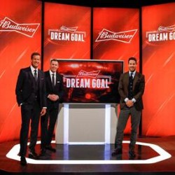 Budweiser Dream Goal campaign returns with Jamie Redknapp, Ed Chamberlin and new judge, Jamie Carragher