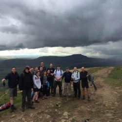 Booths staff complete Yorkshire Three Peaks Challenge: raised £5,000 for local children's charities