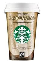 Starbucks launches new packaging design for its chilled cup range