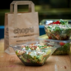 Costa starts roll out of Chop'd salads across London stores