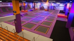 Trampoline park concept, Gravity, to open third site In Norwich