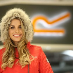 Regatta signs Vogue Williams to front A/W16 Re-discover Heritage campaign