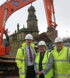 Marks & Spencer to anchor new retail development planned for Oldham