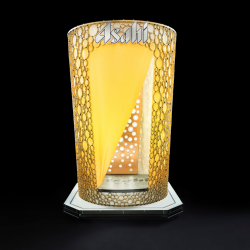 Japanese premium lager, Asahi, launches super slow motion video booth