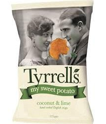 Tyrrells taps in to sweet potato trend with launch of new range