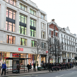UNIQLO relaunches global flagship store on Oxford Street, London, with five floors