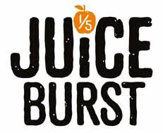 JUICEBURST drives juice and juice drink category growth by +22%