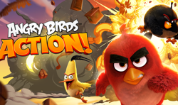 Zappar and Rovio partner to release 1bn BirdCodes into the wild  in support of new game Angry Birds Action!