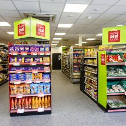 The Southern Co-operative lights the way with 100% LED lighting for 2016