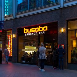 Restaurants, Busaba and Turtle Bay, make debut on Liverpool ONE's Hanover Street
