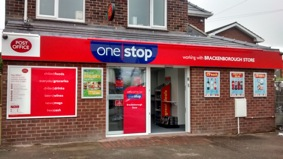 Louth One Stop: sales have been doubled