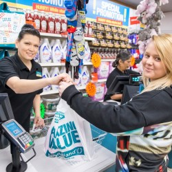 Poundland invests in technology to improve its customers' check-out experience