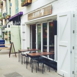Healthy dining café concept, SaladPride, opens in Neal's Year, Seven Dials