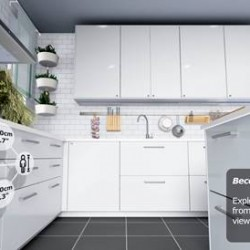 IKEA launches a virtual reality-kitchen for HTC Vive on Steam
