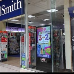 WHSmith invests in the high street by installing digital advertising to shop windows