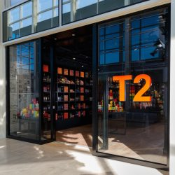 Australian tea specialist, T2, has launched at centre:mk