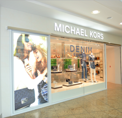 Michael Kors opens new regional flagship at Meadowhall