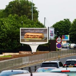 Primesight, MediaCom, Kinetic and Newslink synchronise DOOH and radio in Subway campaign