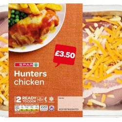 Spar brand makes evening meals easier with new chicken lines