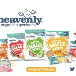 Heavenly Tasty Organics secures listings with Tesco, Morrisons and Waitrose