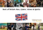 Blakemore Fine Foods launches new edition of its 'Best of British' alcohol catalogue