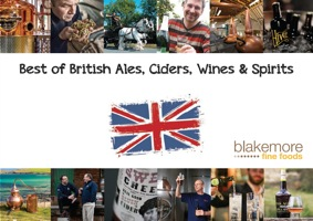 Blakemore Fine Foods Best of British Ales, Ciders, Wines & Spirits Catalogue 2016