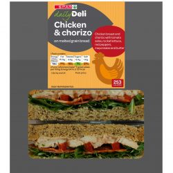 Spar UK adds new on-trend snacking lines to Daily Deli range
