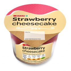Spar brand Cheesecake pots meet demand for everyday treat