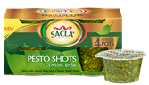 Sacla' launches digital campaign for potted pesto range