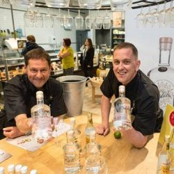 Booths supports Lancashire micro-distillery with major listing: Batch Brew is Burnley's first ever gin distillery