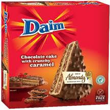 Swedish brand Almondy celebrates 15-year milestone for Daim cake