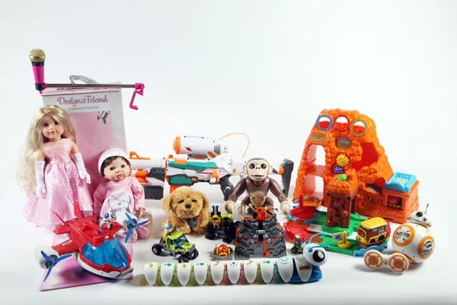 Argos Predicts Toys Destined For Stardom On Children S
