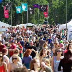 Co-op gets connected at Belladrum Festival in Inverness-shire