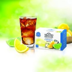 British tea company, Ahmad Tea, launches Cold Brew Teas