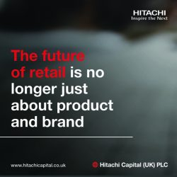In my opinion: retailers who don't offer point-of-sale finance risk losing 44% of customers, says Hitachi Capital Consumer Finance