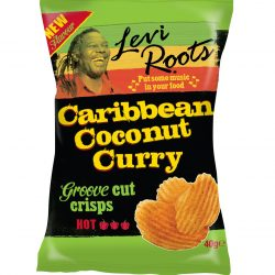 Burts Chips launches two new flavours: Hobgoblin Hamageddon and Levi Roots Caribbean Coconut Curry