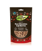 The Raw Chocolate Company expands and launches contemporary new look