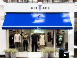 Technical apparel brand, Kit and Ace, opens on Monmouth Street, Seven Dials, London
