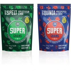 IAM SUPER GRAINS launch into market at Asda