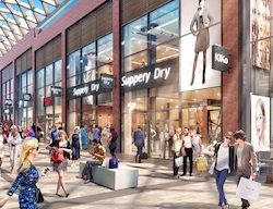 Five new signings announced for £240m regeneration project The Lexicon Bracknell
